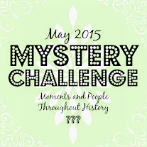 The Berry Bunch: May 2015 Mystery Challenge: People and Moments Throughout History: Frank Lloyd Wright