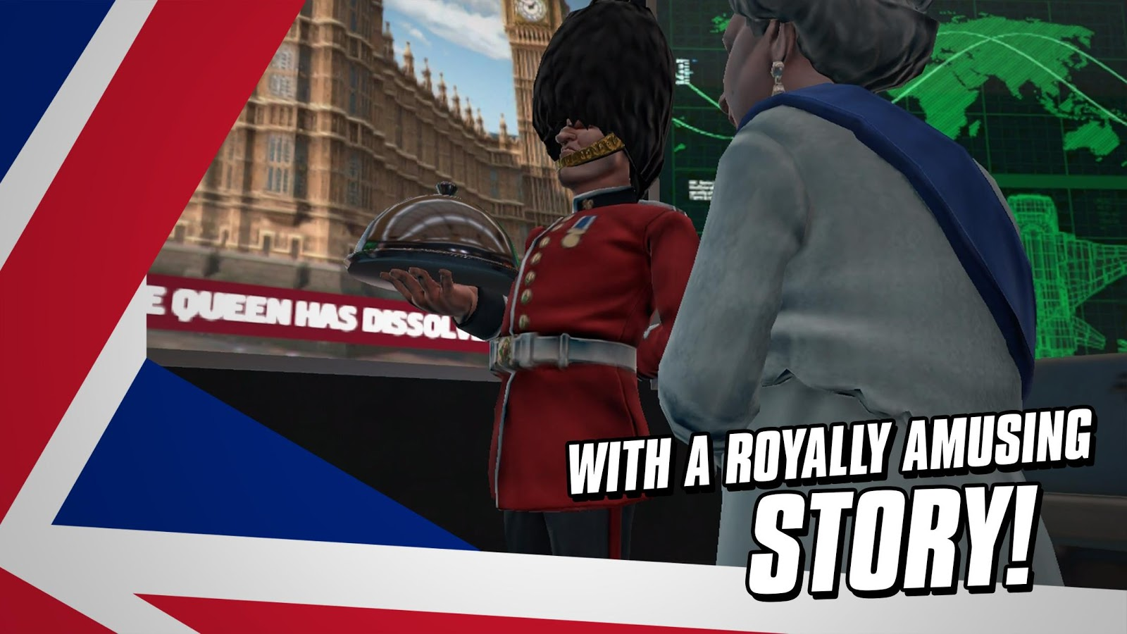 Her Majesty's SPIFFING- screenshot