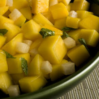 Marinated Mango and Jicama Salad