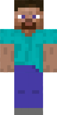 Original Steve Nova Skin