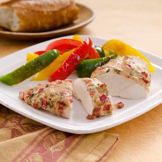Tuscan Glazed Chicken.