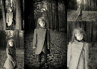 Photo: Spotkałem w lesie małego upiora ....uuuuu