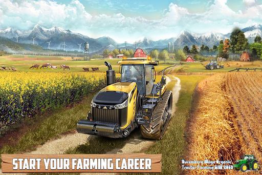 Nuremberg Mega Organic Tractor Farming SIM 2020 screenshots 14