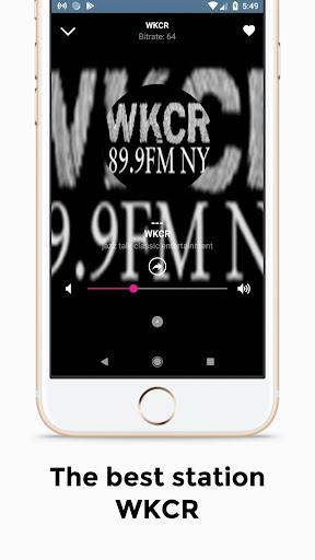 WKCR Radio 89.9 FM New York Station image | 3