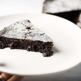 Simple Chocolate Cake.