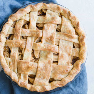 Apple Pie with Brown Butter Crust Recipe