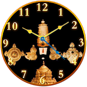 Balaji Clock Live Wallpaper