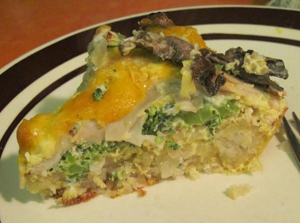 Turkey Breakfast Dish Recipe
