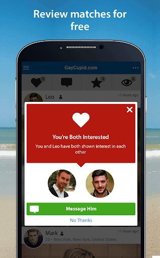 GayCupid - Gay Dating App 2.3.9.1937 screenshots 3
