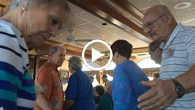 Video: Crazy, with some Space Coast Sam Chapter members dancing.....