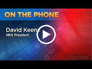 Video: NRA President David Keene discusses the 140th birthday of the National Rifle Association on Nov. 17.