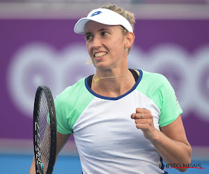 Elise Mertens zet goede vorm door en verslaat Amanda Anisimova in Tsjechië