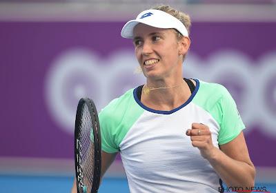 Mertens op indrukwekkende wijze voorbije nummer 11 op Australian Open en richting 1/8e finales