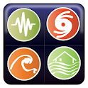 Natural Disaster Monitor icon