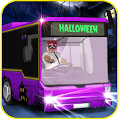 HALLOWEEN PARTY BUS DRIVER
