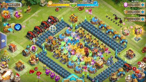 Castle Clash: u0e25u0e35u0e01u0e02u0e31u0e49u0e19u0e40u0e17u0e1e 1.6.5 screenshots 6
