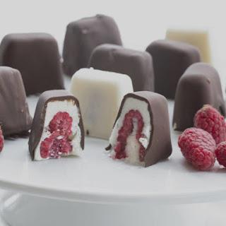 Frozen Yogurt Berry Bites Recipe