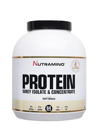 Nutramino Whey Protein 1,8kg - Tasty Vanilla