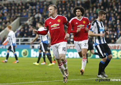Newcastle - Man U, un grand match mais pas de vainqueur