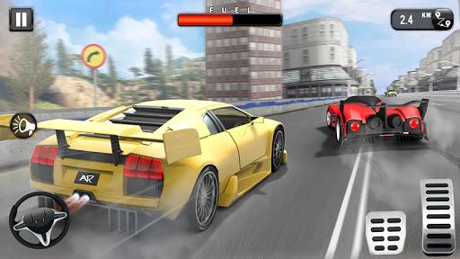 Speed Car Race 3D - New Car Driving Games 2020 apkdebit screenshots 8