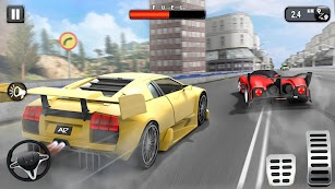 Speed Car Race 3D screenshot for Android