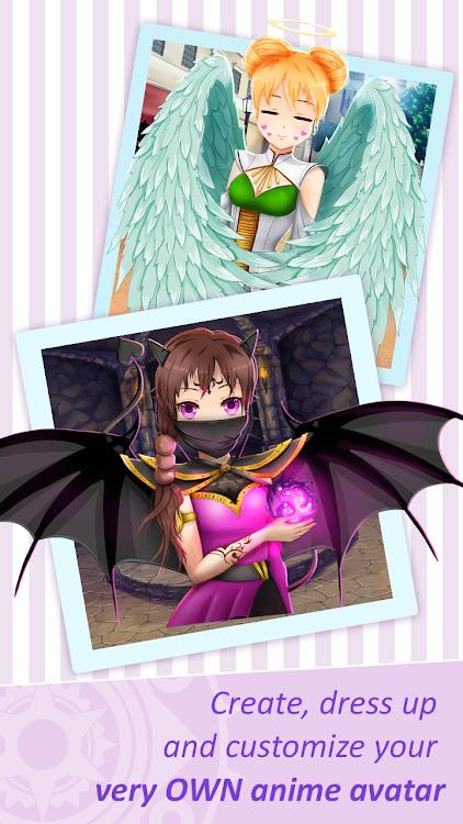 anime avatar maker character