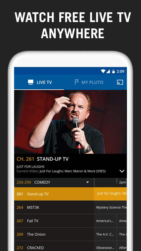 Pluto TV - It's Free TV- screenshot