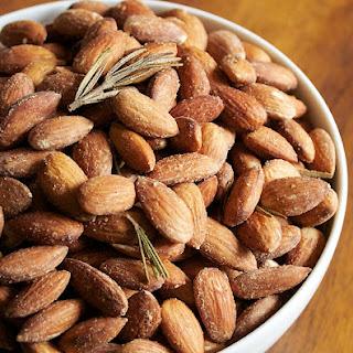 Rosemary & Sea Salt Roasted Almonds