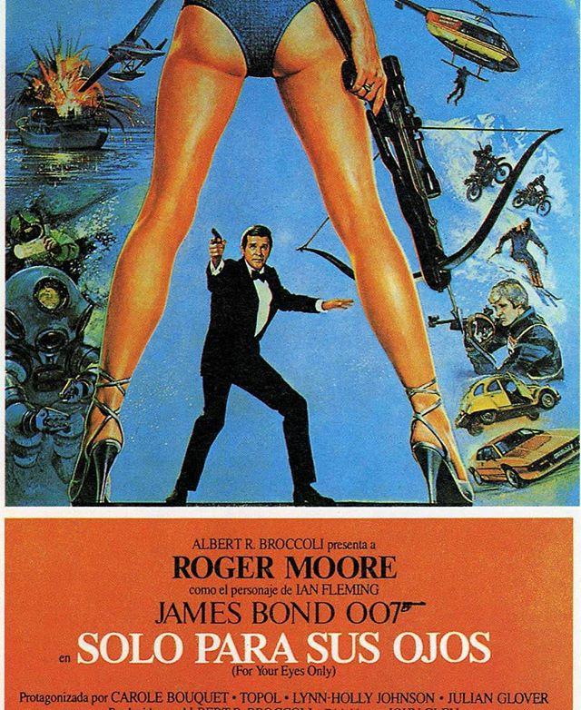Sólo para sus ojos (1981, John Glen)