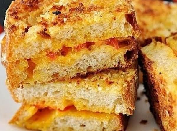 Panko & Tomato Sammie Recipe