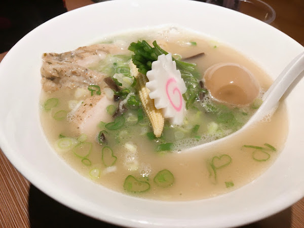 台南 中西區 淳鳩一夫拉麵 招牌雞白湯必點推薦
