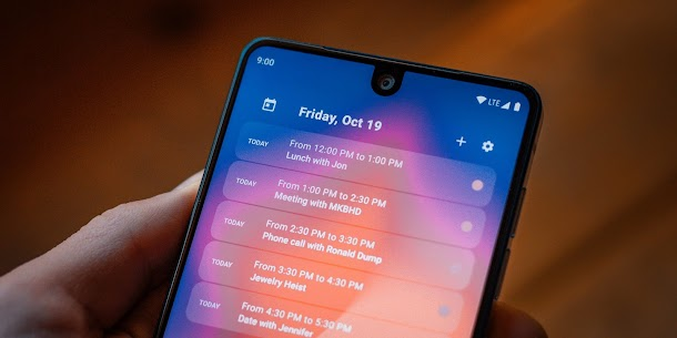 Home Agenda – Calendar Widget v1.4.2 [Patched] APK 1