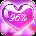 اختبار الحب - البحث عن الحب الحقيقي icon