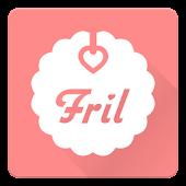 フリマアプリ Fril-オークションより簡単ショッピング