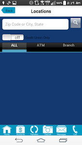Great Lakes FCU Mobile Banking screenshot 1