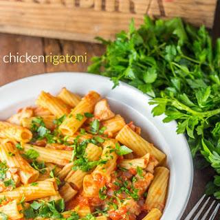 Chicken Rigatoni Recipe