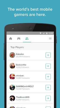 Kamcord- Live Mobile Game Vids 1.4 screenshot 145616