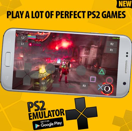 Golden PS2 Emulator For Android (PRO PS2 Emulator) 117 screenshots 1