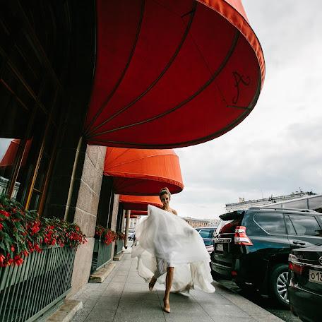 Wedding photographer Yuliya Smolyar (bjjjork). Photo of 11.08.2017