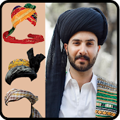 Pathan,Afghan And Balochi Turban Photo Editor 2018