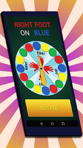 Twister roulette 3