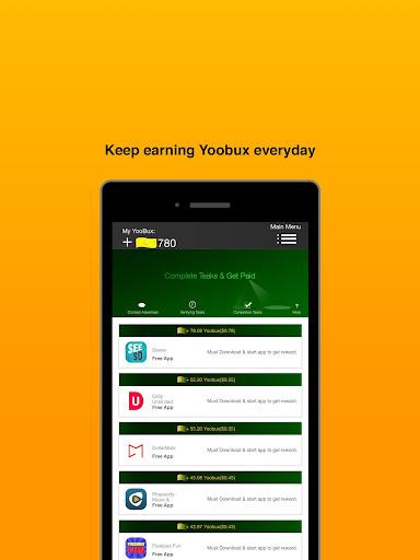 YooLotto: make money everyday!  screenshots 8
