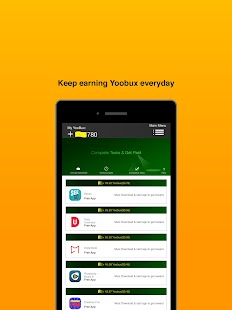 YooLotto: make money everyday!- screenshot thumbnail