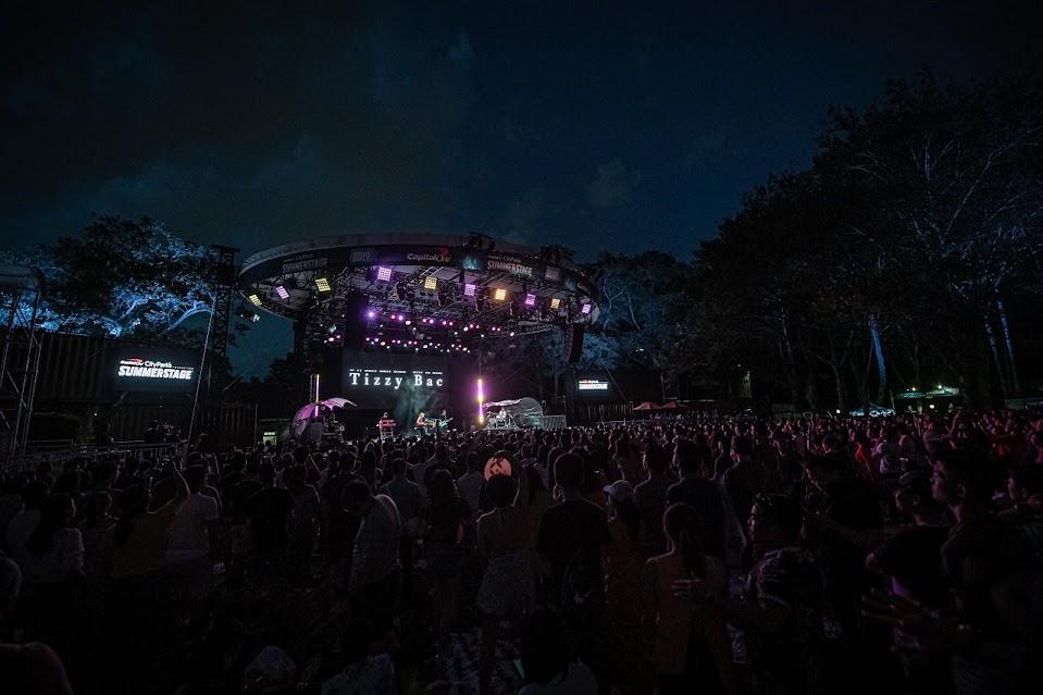 【迷迷現場】紐約中央公園夏日音樂祭台灣之夜 參與人數近5000人創下歷屆最高 萬芳 、 9m88 、 Tizzy Bac 、 阿爆 連番上陣女力開唱