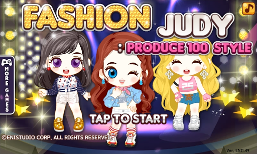 Fashion Judy: Produce 100