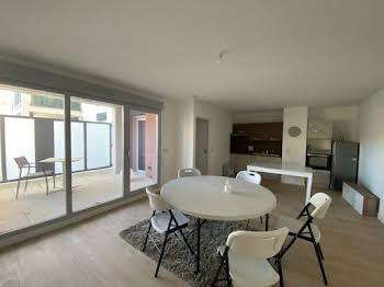 Appartement 2 pièces 48,49 m2