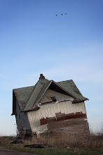 Photo: this barn was on the verge of collapsing for years. just a few weeks after i shot it, it finally did...