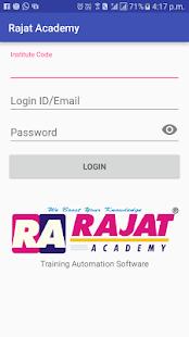 Rajat Academy - náhled