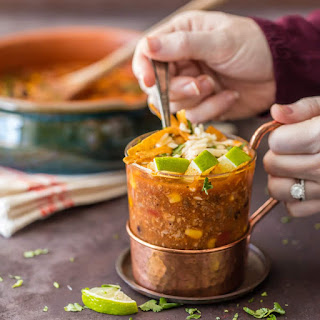 Beef Tortilla Soup Recipe