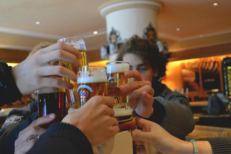 Boys and beer di Benedetta Paoletti